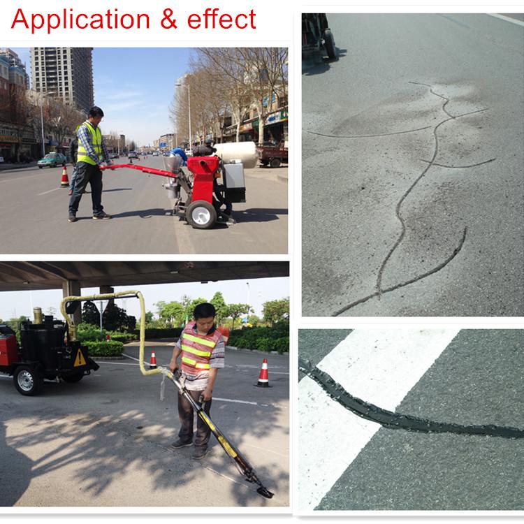 asphalt crack sealing machine