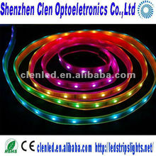 Bande de LED RVB DMX, Imperméable bandes de LED,changement de couleur LED Light Strip