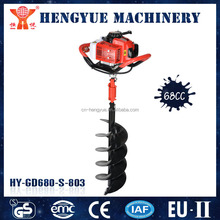 earth auger post hole earth augers tree transplanting auger for earth drilling