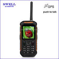 Hunting & Farming industry Rugged Mobile Phone Runbo X6 IP67 Waterproof gps walkie talkie dual sim rugged military cellphone