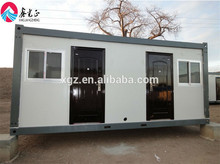 prefab modern comfortable insulated container house