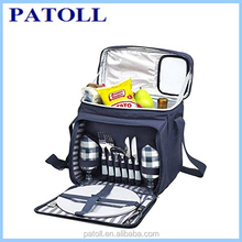 China Manufacturere Insulated Cooler Picnic Bag Set