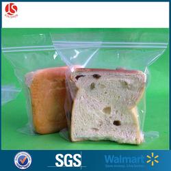 Plastic custom bag Zip Lock Bags Reusable Ziplock Bag Sandwich Ziplock Bag