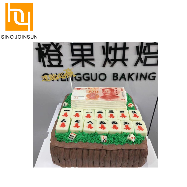 Inchiostro commestibile di buona qualità foto glassa di carta per la torta <span class=keywords><strong>cibo</strong></span> decorazione