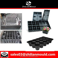 Plastic Seed Plant Tray Injection Mould by China Manufacturer