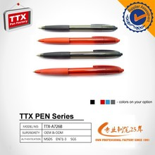 3000pcs factory OEM making 2015 hot sales promotional advertising plastic ballpoint pen