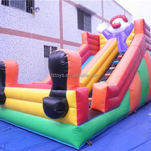 bird inflatable slide , NO.2208 inflatable slide and jumper for kids and adults