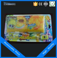 Clear plastic Stationery blister packaging pens packaging