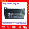 Solar battery 12V 120ah Lead acid deep cycle Battery (SRD120-12)