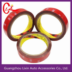 High density strong propyl acid and tempreture 3M double sided tape