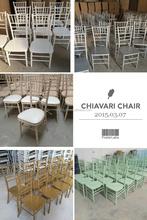 used restaurant furniture Beautiful wooden ballroom tiffany chair