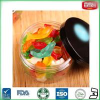 Ocean Animal Fish Shape Jelly Gummy Candy Yummy Soft Gummy Candy
