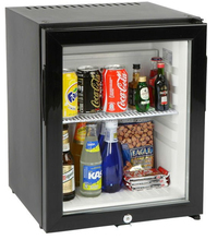 High Quality Absorption silent mini Orbita brand mini fridge budweiser