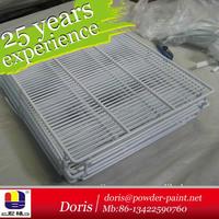 Pantone color thermoplastic powder coating