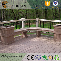Cheap Tongue /Groove Composite Decking