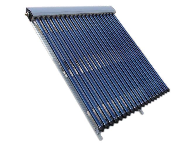 Caloduc pression de cuivre tubes sous vide solaire for Panneau solaire sous vide