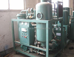 Vacuum Transformer Oil Dehydration or Dehydrator Plant with CE Certificate