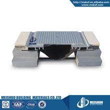 Extruded Aluminum floor joint expansion Board in building materials