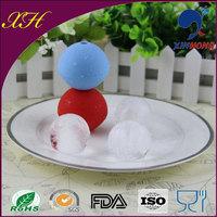 Alibaba China Silicone Plastic Round Ice Tray/Round Ice Mold SBQ-01