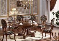 BISINI Luxury Used Latest Wooden Dining Table Designs