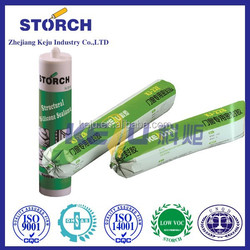Acetic cure best quality one component structural silicone sealant