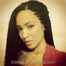 Best Price Pre Twisted Hair Senegalese, Synthetic Hair Braids, Marley