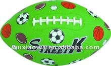 American football manufacturers/ american footballs sports goods/ball price for football(AF008)