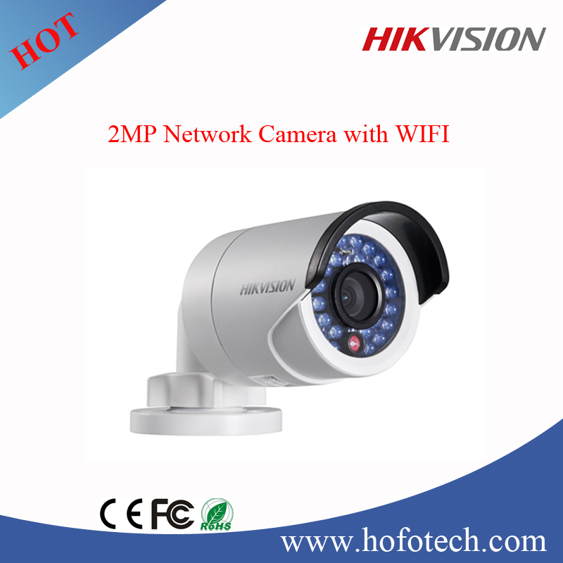 Hikvision video camera 2MP battery powered không dây ip camera