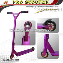 High end pro scooter completely make by CNC machined, stunt scooter, extreme scooter