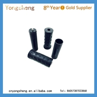 silicone rubber sleeve/insulation silicone rubber sleeve 600v