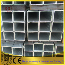 Carbon structure steel erw galvanized iron pipe for house prefabricated