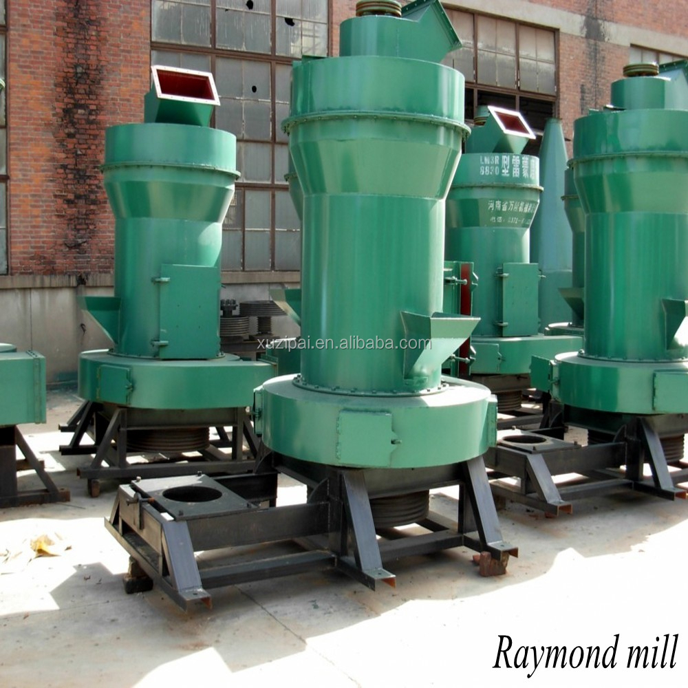 Meet Grinding Plant : Gypsum powder grinding mill plant for
