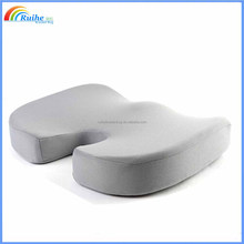 coccyx seat cushion pillow, coccyx orthopedic comfort foam seat cushion for sale