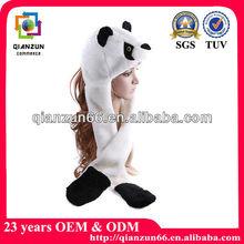 Wholesale cheap faux fur animal ear hat