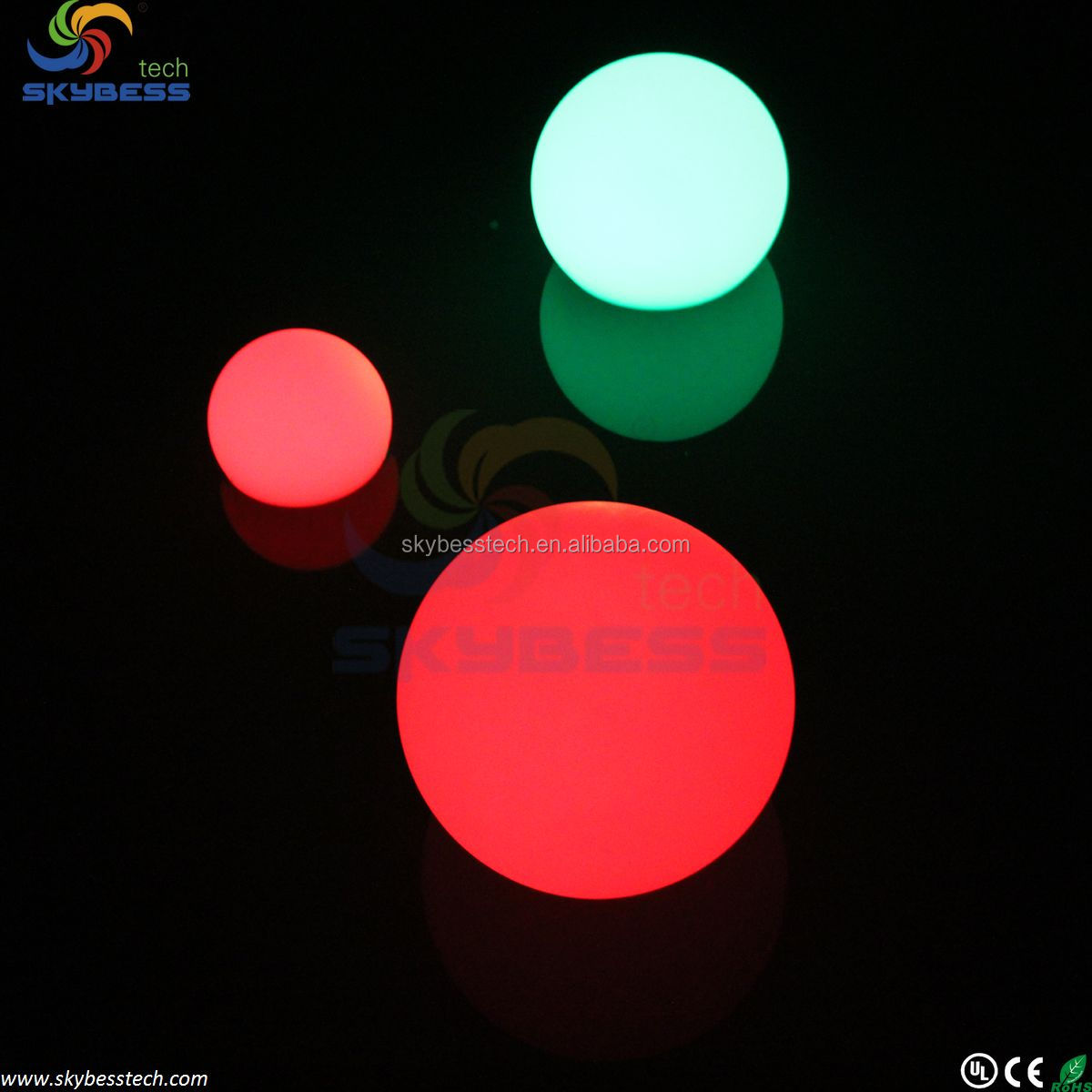 yarn light balls rgb color changing led ball led sphere led orbs with