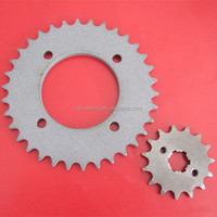 428 108L chain wheel sprocket for 100cc motorcycle