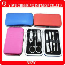2015 new product baby manicure set, baby manicure supplies, baby manicure
