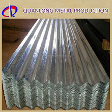 Hot-Dip SGCC Galvanized Various Type Of Roofing Sheets
