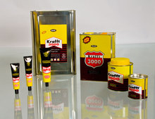 Contact Adhesive (Based On Rubber)