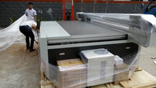 nuovo modello a basso costo macchina da stampa digitale di vetro