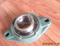 Insert bearing with Oval flange housing UCFL209 mining machine use