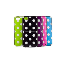TPU Case with dots for iPhone , Using IMD/IML Technology