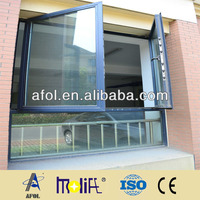 High Quality Mill Finish Aluminum Window, Competitive Price Aluminum Windows