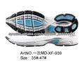 funcionamiento zapatillas de deporte eva suelas de goma de zapatos de suela XF-939