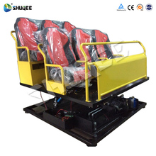 Interactive cinema 5d electric platform chair for 5d movie theater