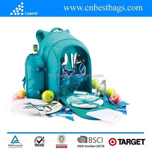 BSCI Alibaba china supplier Insulated Picnic Bag 2015 New Design
