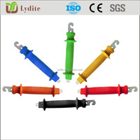 From China Lydite new product LYD-001 rubber electric fence insulative gate handle for farm animal