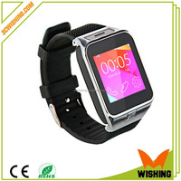 2015 Newest Top Quality Bluetooth Smart Watch Phone for Mobile Phone