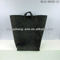 Large Felt Laundry Bag