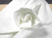 63'' Bright 100% Polyester High Quality Bleached Fabric